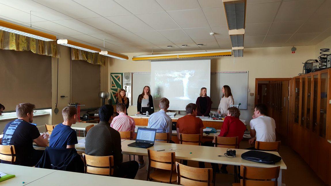 Iniziati i Trial a Söderhamn