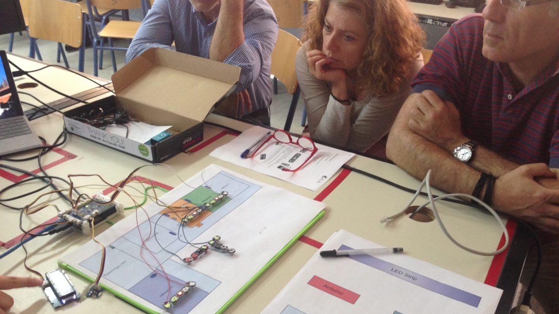 GAIA tests laboratory classes exercises