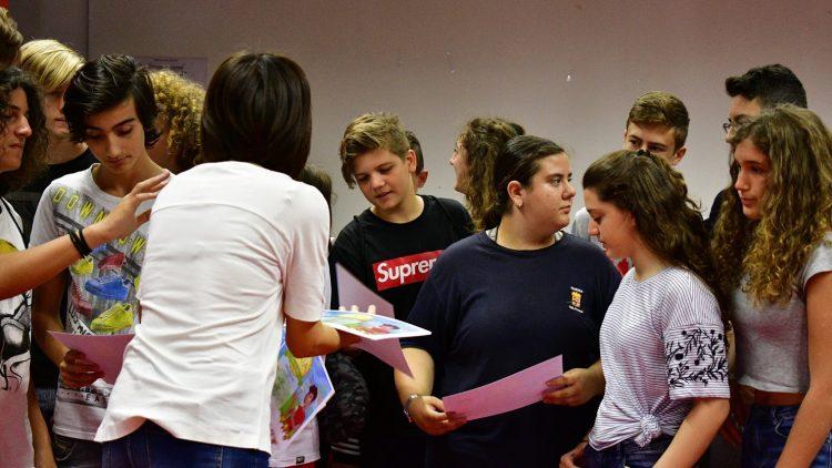 Premiazione GAIA Contest a Prato