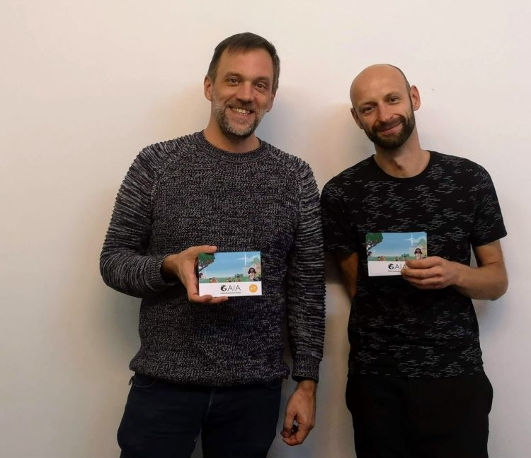 GAIA Challenge in Austrian Social media challenge